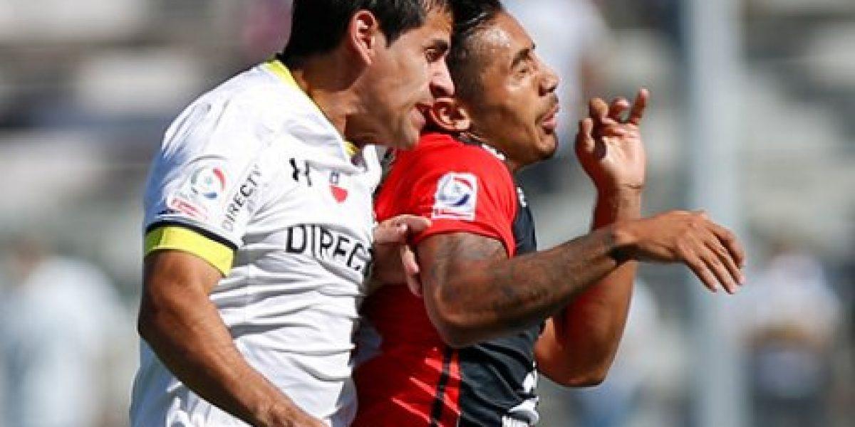 Marcos Bolados quiere ser albo: