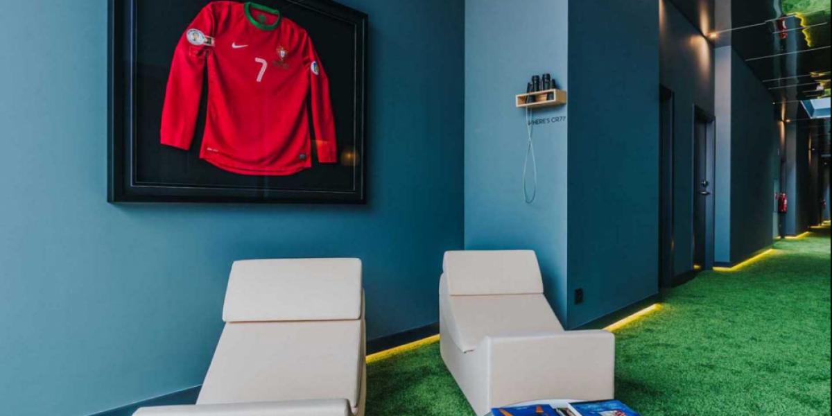 Cristiano Ronaldo inaugurará lujoso hotel cinco estrellas en su ciudad natal