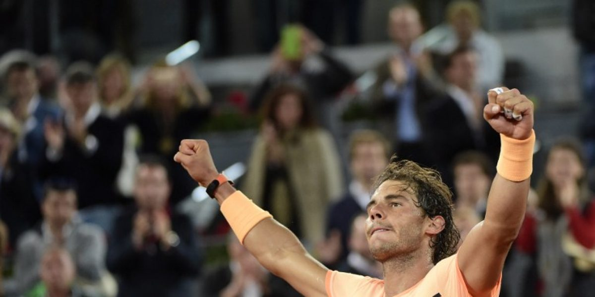 Nadal y Río 2016: