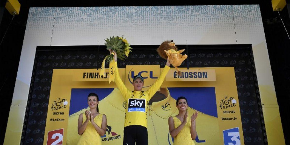 Froome se aleja aún más de Quintana y sigue sacando ventaja en el Tour de Francia