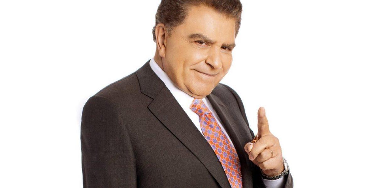 Don Francisco adelanta detalles de su nuevo programa en Telemundo