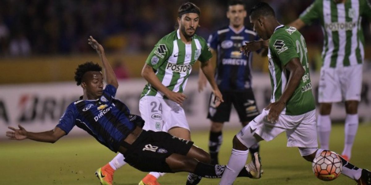 Independiente del Valle vs. Atlético Nacional