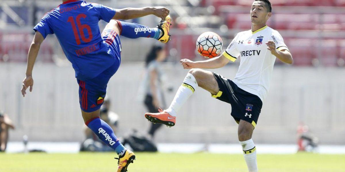 Juan Delgado cambió Colo Colo por un club de la 2ª División de España