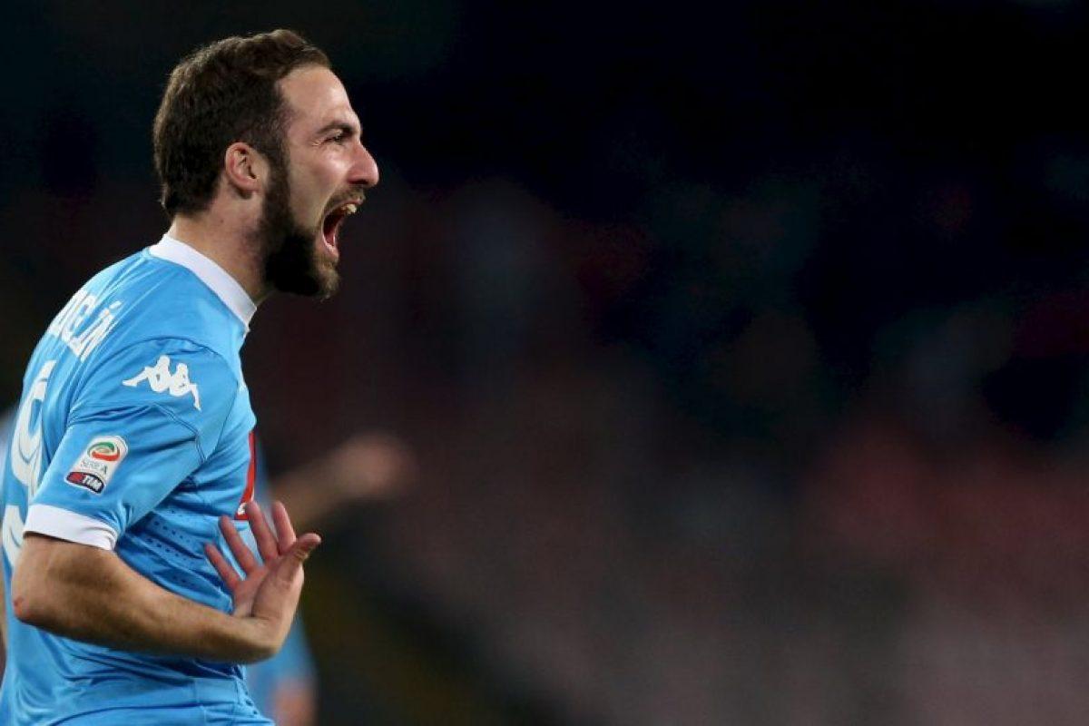 La venta de Paul Pogba le permitiría a Juventus pagar la cláusula de 94 millones que pide Napoli por Gonzalo Higuaín Foto:Getty Images. Imagen Por: