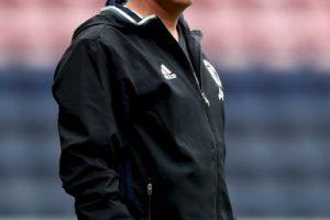 José Mourinho ya se estrenó con Manchester United y lo hizo con un triunfo por 2 a 0 ante Wigan Foto:Getty Images. Imagen Por: