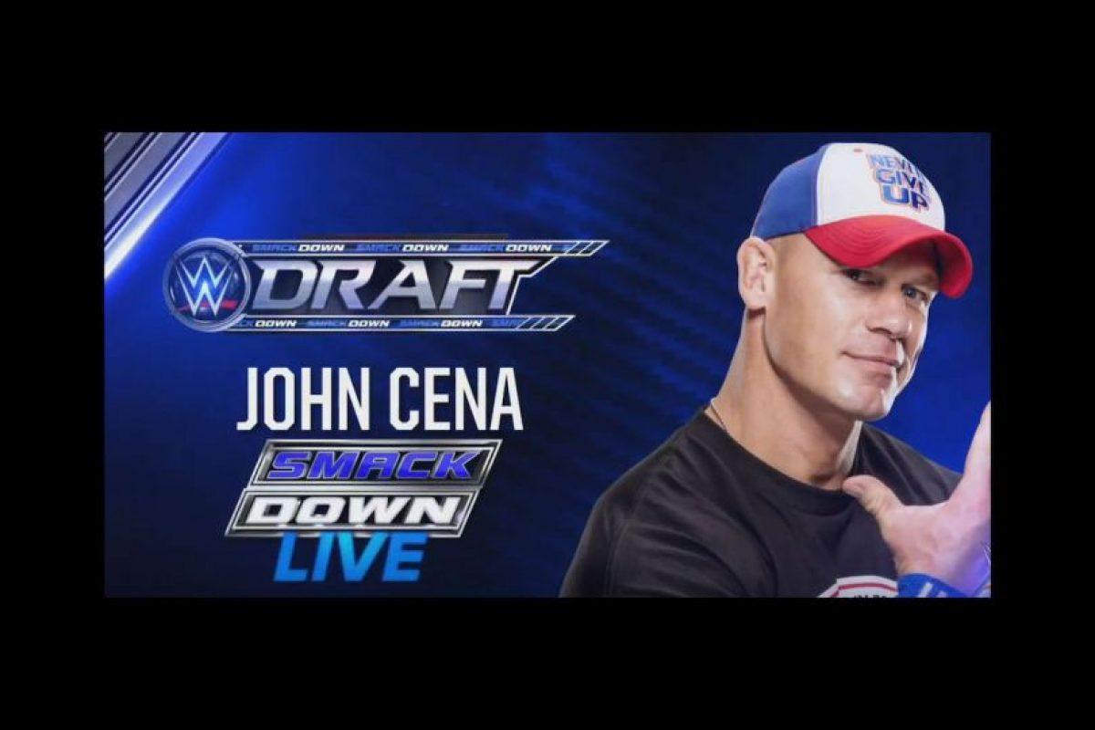 John Cena Foto:WWE. Imagen Por: