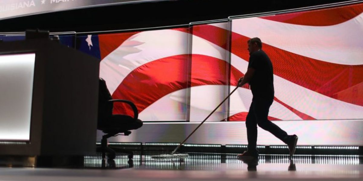 Un norovirus golpea la Convención Nacional Republicana