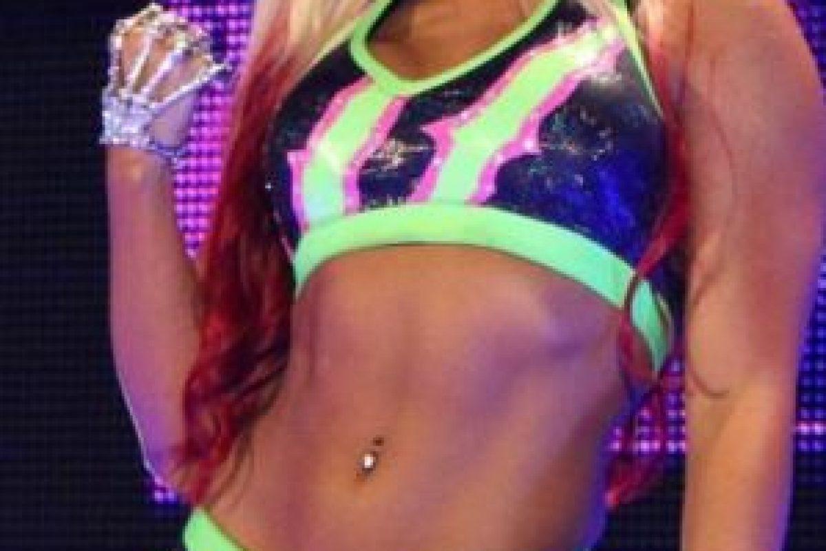 Alexa Bliss Foto:WWE. Imagen Por: