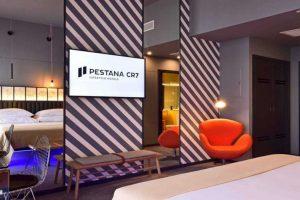 El hotel se inaugurará el viernes por el propio CR7 Foto:Sitio web Pestana CR7. Imagen Por:
