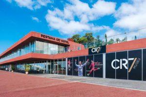 El Pestana CR7 Hotel está a un costado del museo Cristiano Ronaldo Foto:Sitio web Pestana CR7. Imagen Por: