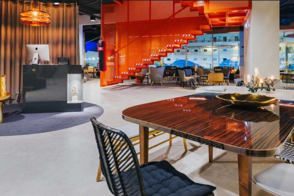 El hotel boutique está catalogado con cinco estrellas Foto:Sitio web Pestana CR7. Imagen Por: