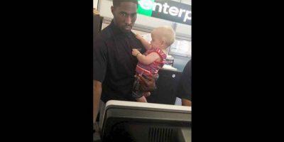 Foto: El acto de bondad de este trabajador se hizo viral