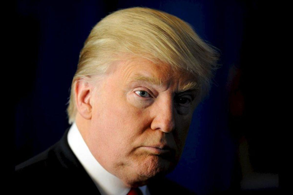 Donald Trump logró superar los mil 237 votos de los delegados, el mínimo necesario para oficializar la nominación a la Presidencia por parte del Partido republicano. Foto:Getty Images. Imagen Por: