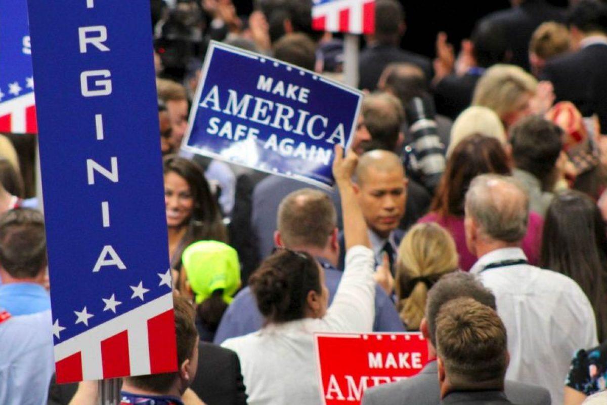 La mayoría de los miembros del Partido Republicano apoyan la visión de Donald Trump. Foto:Publimetro. Imagen Por:
