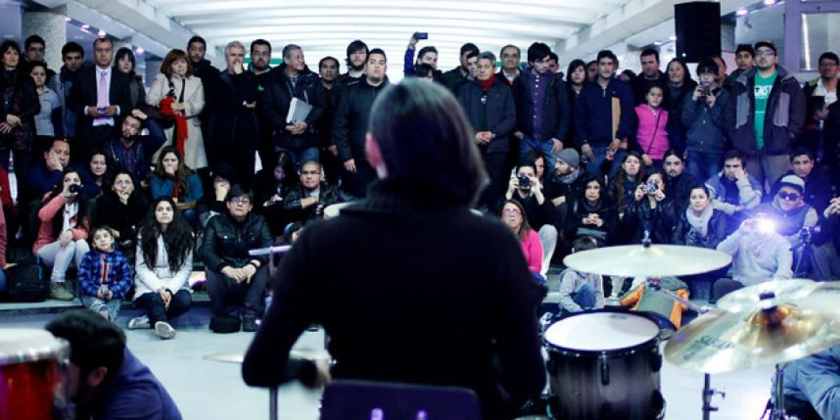 Música a un Metro: Más de 21 mil votos para elegir a los 60 nuevos artistas