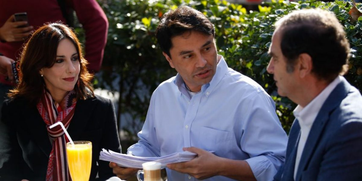Alcalde Carter competirá en municipales de La Florida dentro del pacto Chile Vamos