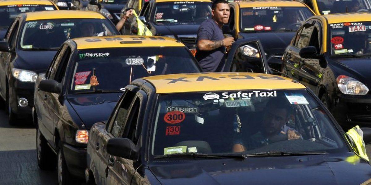 Taxistas vs Uber: así Sudamérica vive la lucha entre ambos sistemas