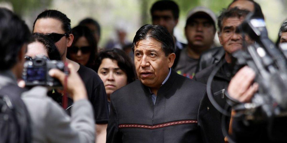 Bolivia abre nuevo flanco: Choquehuanca acusa a Chile de construir muro para desviar el río Lauca