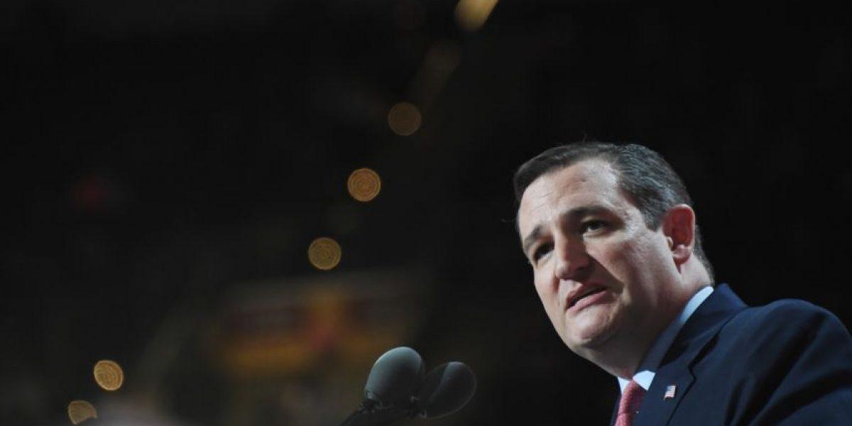 Así fue el abucheo al discurso de Ted Cruz en la Convención Republicana