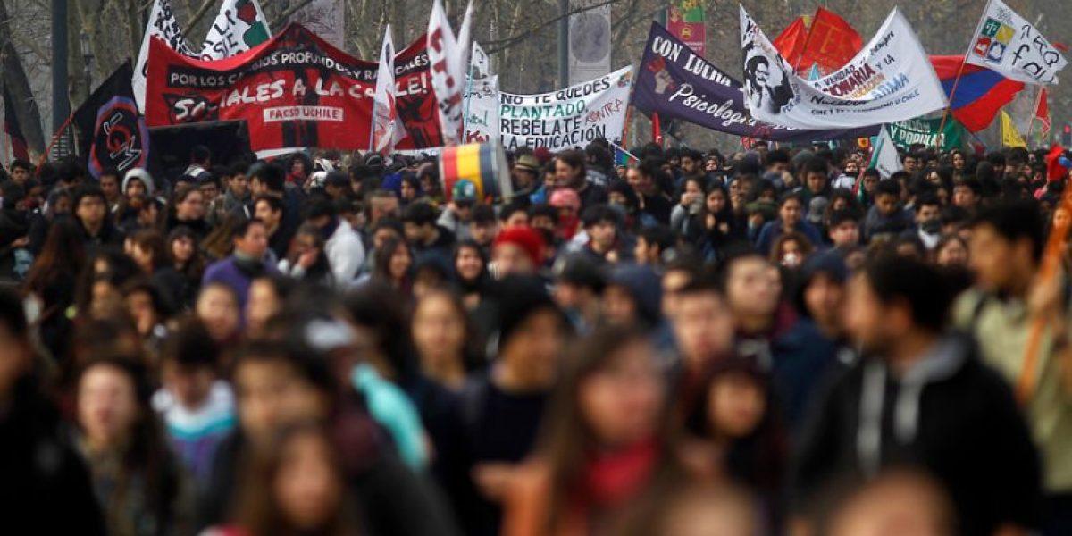Estas son las actividades que tiene planificadas el movimiento estudiantil para el segundo semestre