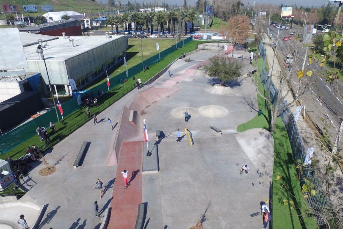 Foto:Gentileza Las Condes. Imagen Por: