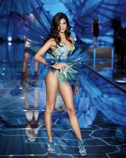 Los trucos tras la belleza de las modelos de Victoria's Secret