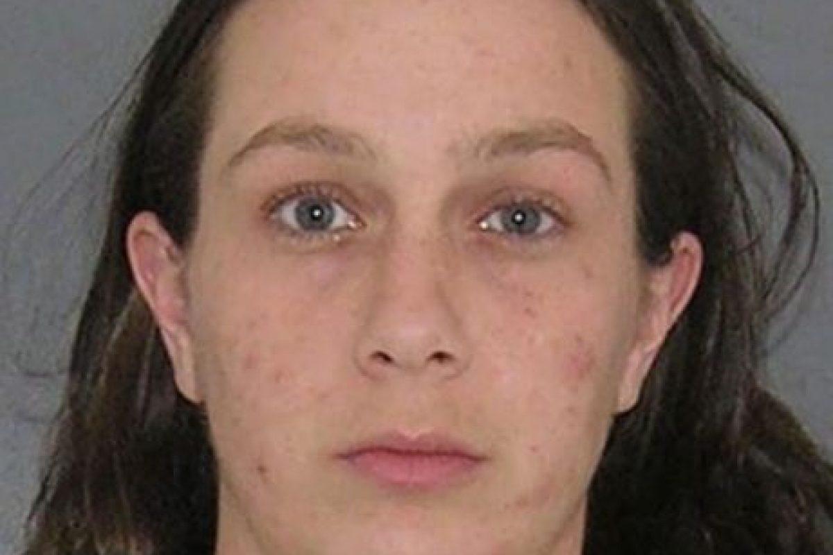 April Corcoran, de 32 años, madre de la menor. Foto:Hamilton County Sheriff's Office. Imagen Por: