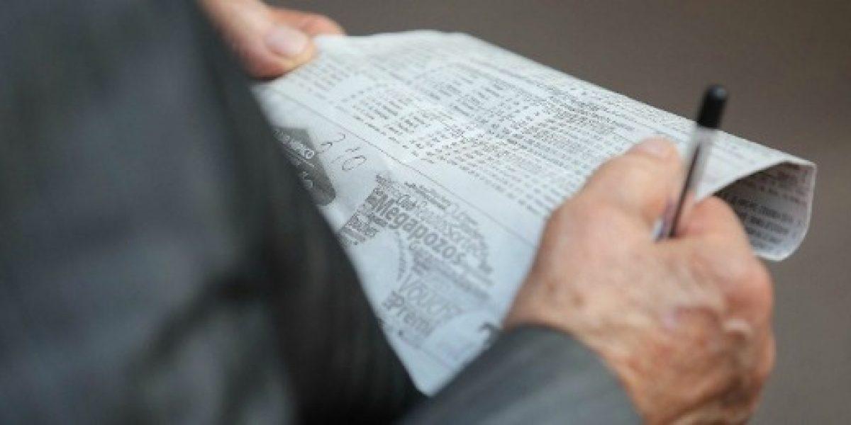Contra los pronósticos: desempleo en el Gran Santiago baja al 7,6%