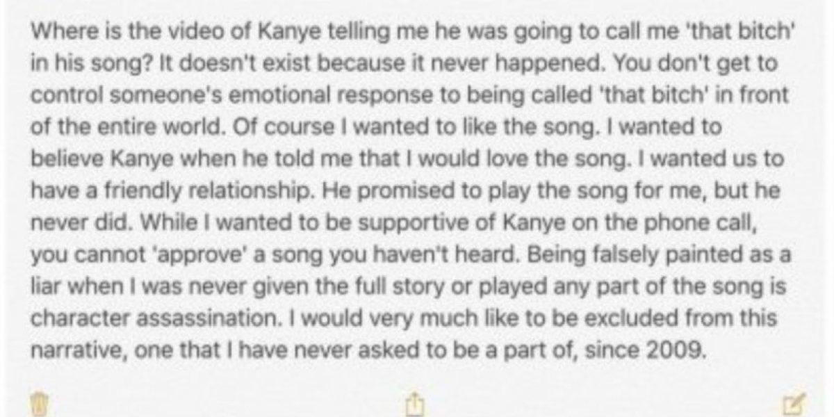 Taylor Swift admitió que ser grabada le provoca