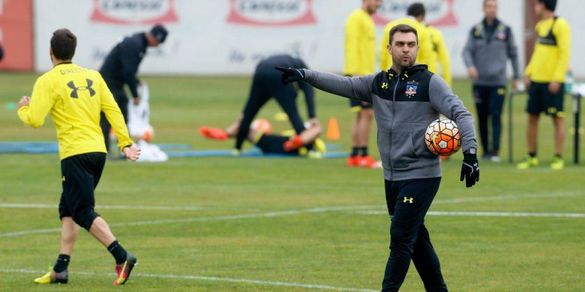 Pablo Guede llega a Colo Colo considerado entre el top 100 del ranking de entrenadores