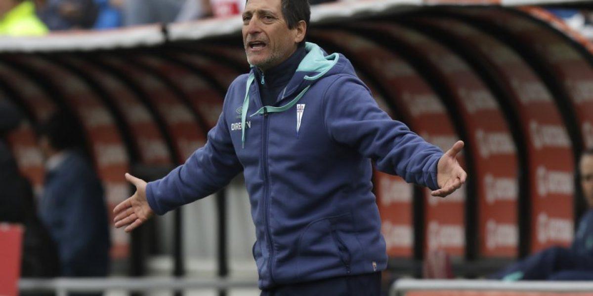 Mario Salas cierra la puerta a Mirosevic: