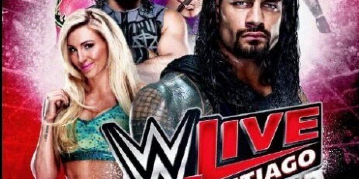 Entradas para el regreso de la WWE a Chile ya están a la venta