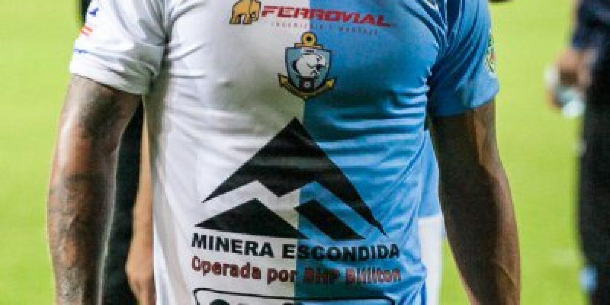 Llegan los goles: Marcos Bolados será jugador de Colo Colo
