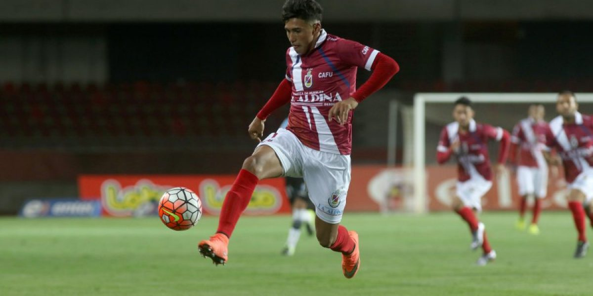 La U está cerca de completar su plantel con el juvenil Mario Briceño