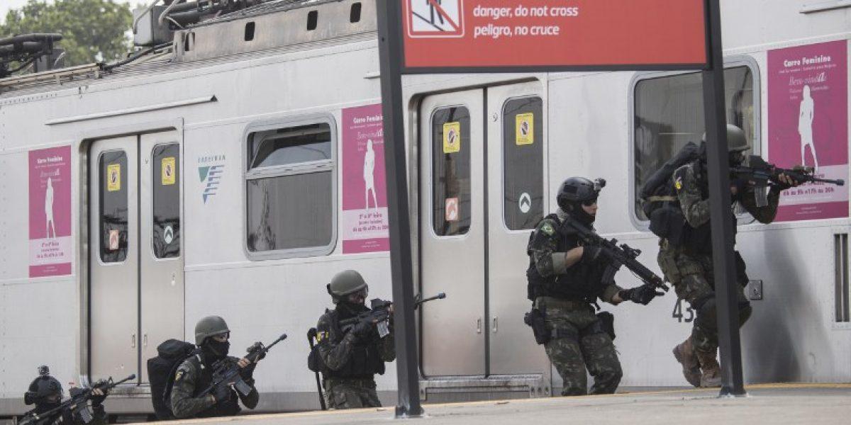 No quieren atentados en Río: Detienen a diez sospechosos de terrorismo en Brasil