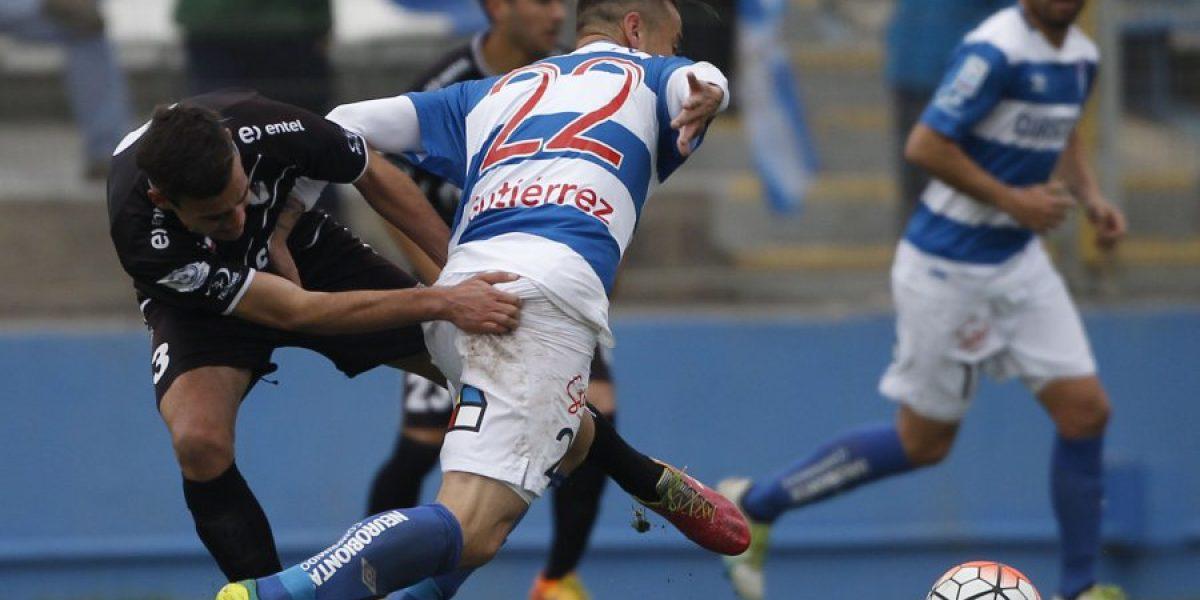 Roberto Gutiérrez queda en duda para el debut de Católica en la Sudamericana