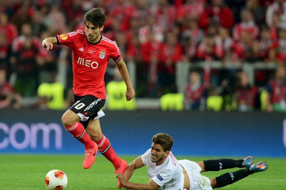 También tuvo un paso por Benfica Foto:Getty Images. Imagen Por: