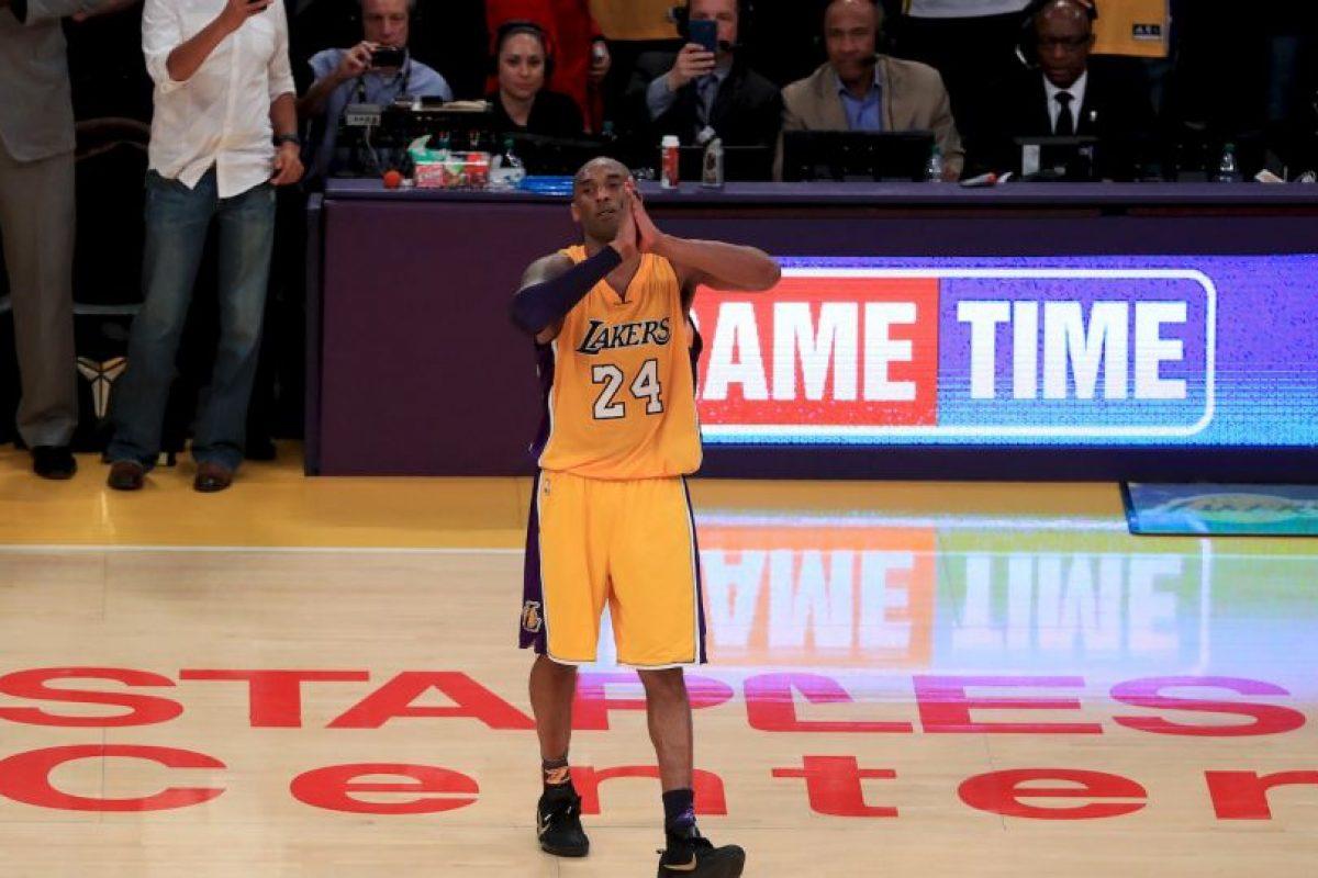 Jugó 20 años con los Lakers Foto:Getty Images. Imagen Por: