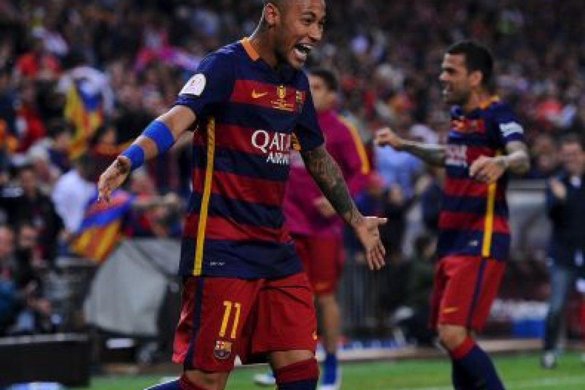4. Neymar. 86 millones de euros costó el brasileño al Barcelona, en 2013 Foto:Getty Images. Imagen Por: