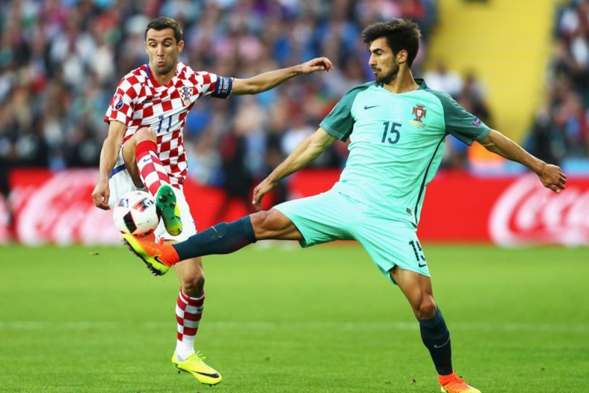 Viene de jugar la Eurocopa y ser campeón con Portugal Foto:Getty Images. Imagen Por: