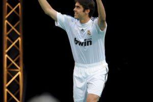 12. Kaká. Real Madrid le dio al Milán 67 millones de euros en 2009 Foto:Getty Images. Imagen Por: