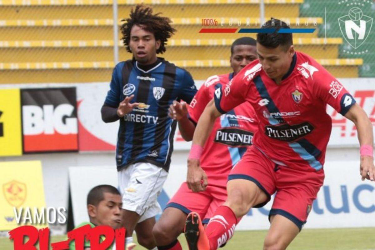 A los reservas no les fue bien y cayeron por 5 a 2 Foto:Twitter El Nacional. Imagen Por: