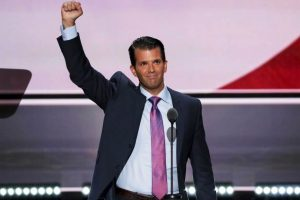 Donald Trump Jr. Foto: Getty Images. Imagen Por: