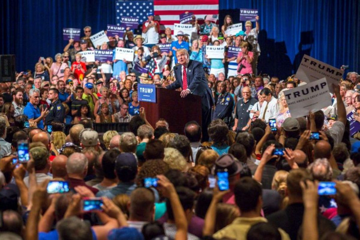 """La mayoría de los republicanos prefieren utilizar el término """"extranjeros ilegales"""", que en inglés es """"illegal aliens"""", una clasificación un tanto despectiva. Foto:Getty Images. Imagen Por:"""