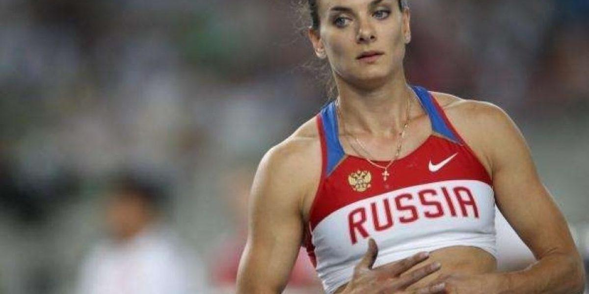 La furia de Isinbayeva tras quedar fuera de Río 2016: