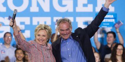 ¿Quienes son los posibles compañeros de fórmula de Hillary Clinton?