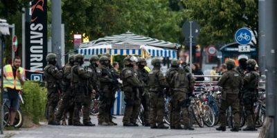 Tiroteo en Munich: policía realiza gigantesco operativo en búsqueda de tres personas