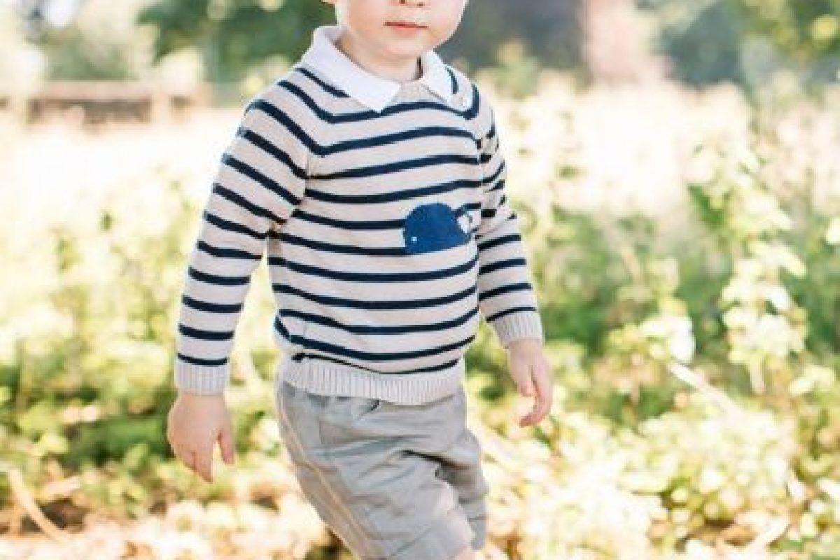 Así le festejaron al Príncipe George 3 años de vida Foto:Royal.uk. Imagen Por:
