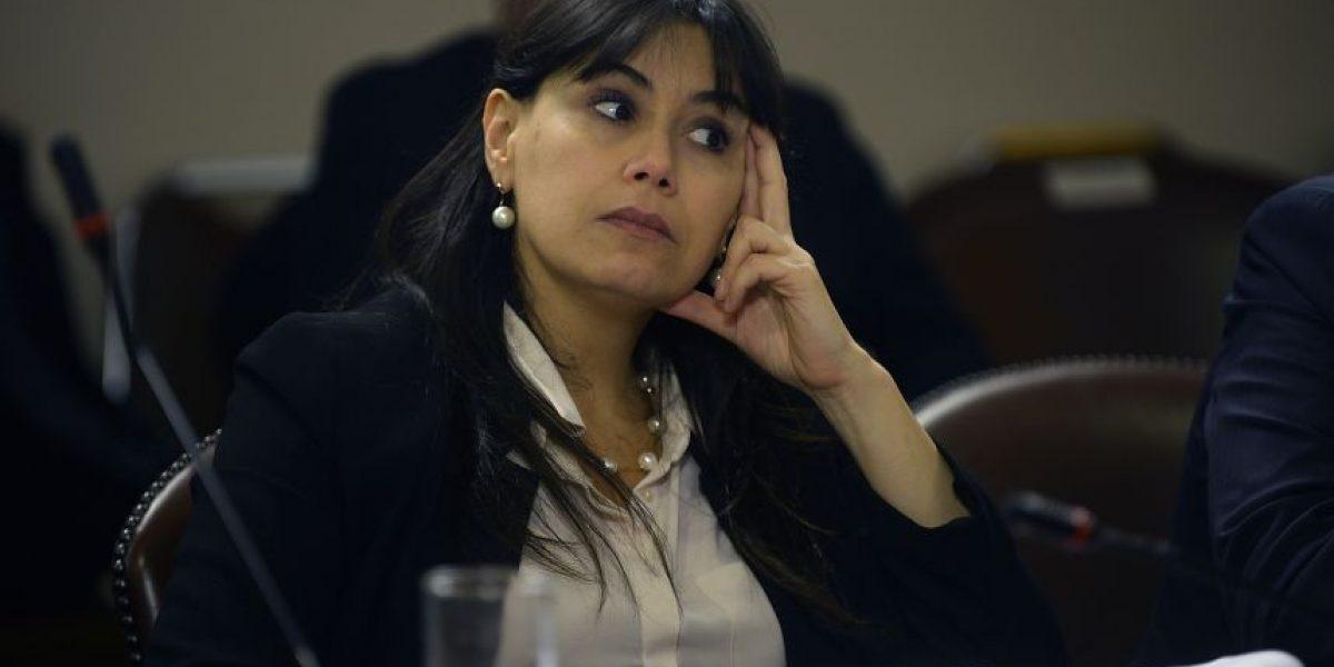 UDI pedirá a Contraloría intervenir en el Ministerio de Justicia y copias de todos los correos de Javiera Blanco