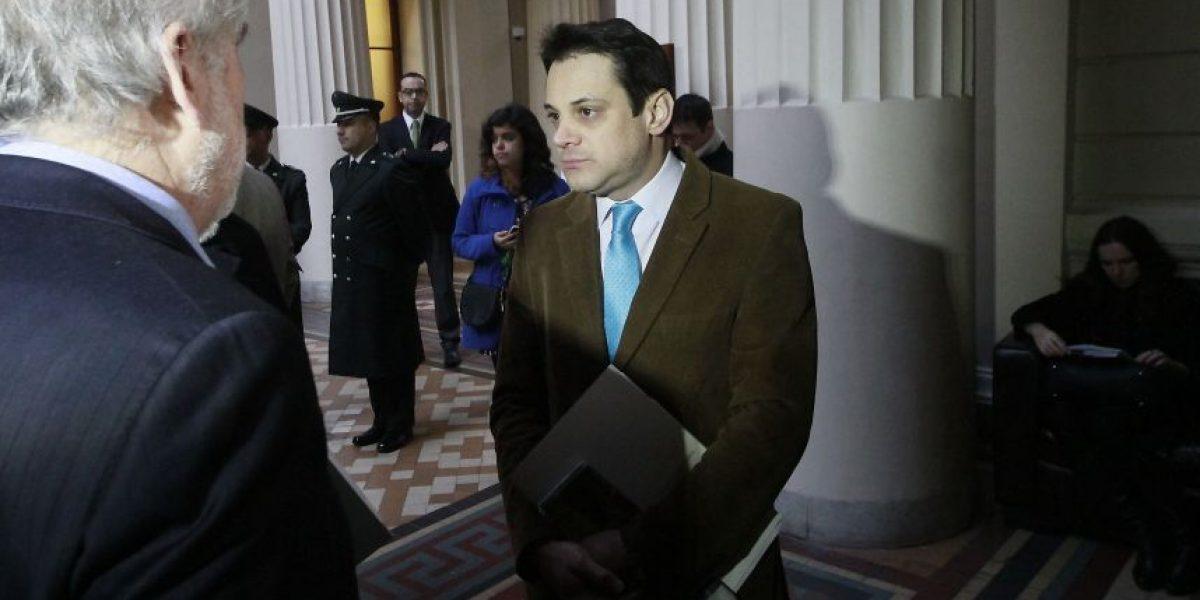 Corte de Apelaciones desafuera a diputado Gaspar Rivas tras querella de Andrónico Luksic